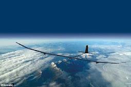 Drone ini Bisa Terbang Selama 1 Tahun Tanpa Perawatan