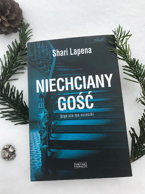 Shari Lapena - Niechciany gość