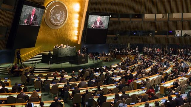 UN passes resolution calling on Israel to withdraw from Syria's Golan Heights