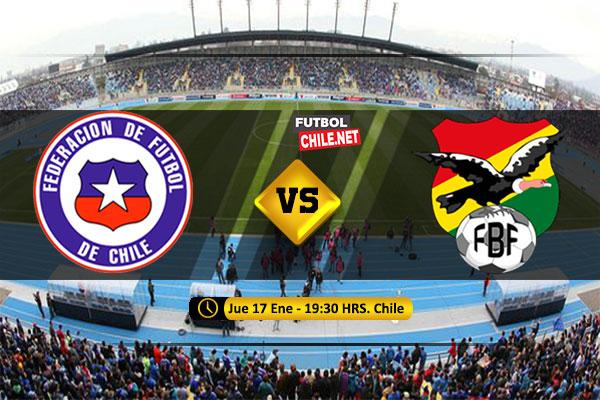PREVIA: Chile vs Bolivia