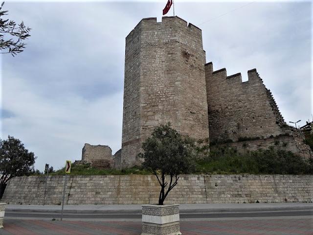 tratto mura teodosiane