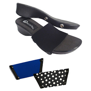 Leisure Starter Set by Onesole Shoes, Interchangeable Shoes and Tops