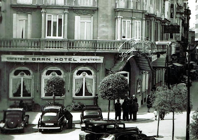 FOTOS CON HISTORIA: EL GRAN HOTEL DE ALBACETE