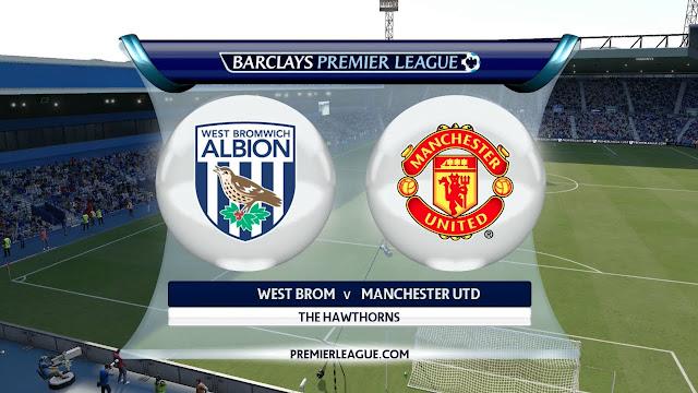 Prediksi Liga Inggris West Bromwich Albion vs Manchester United
