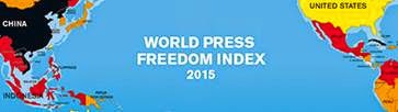 Press freedom index