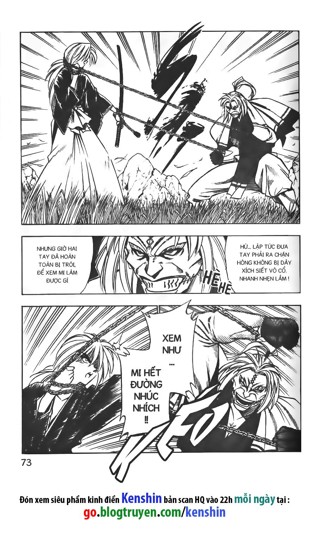 Rurouni Kenshin chap 51 trang 9