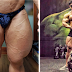Korean IFBB Pro Bodybuilder Nameun Cho With Insane Quads