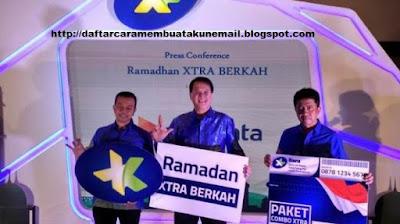 Cara Daftar Promo Paket Internet XL Unlimited Bulan Ramadhan