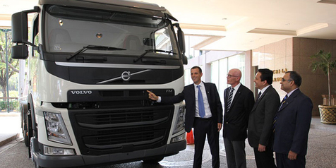 Volvo Trucks FM Terbaru Ramaikan Pasar Truk Kargo