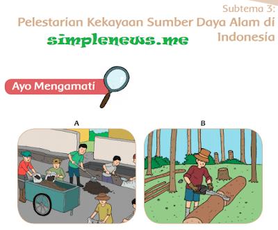 Subtema 3 Pelestarian Kekayaan Sumber Daya Alam di Indonesia - www.simplenews.me