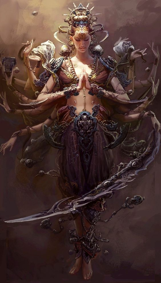 Fixed Income Arbitrage - Kali the goddess of time,change and destruction.She Who Conquers Over All, All-Auspicious, the remover of Darkness, the Excellent One Beyond Time, the bearer of the Skulls of Impure thought the reliever of difficulties, loving, forgiveness, supporter of the Universe.