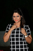Shilpa Chakravarthy in Dark blue short tight dress At Srivalli Movie Pre Release Event ~  Exclusive Celebrities Galleries 022.JPG