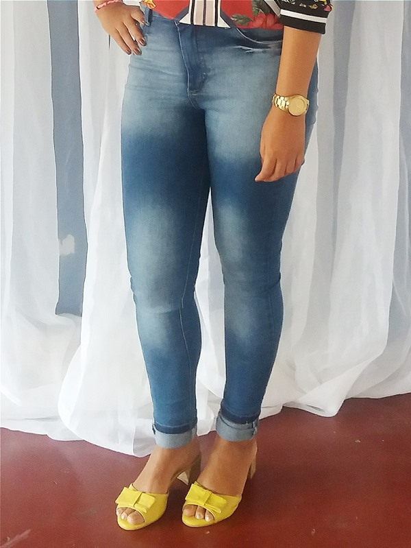 Look do dia: Calça jeans skinny