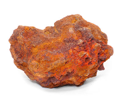 Iron Ore Natural Resource