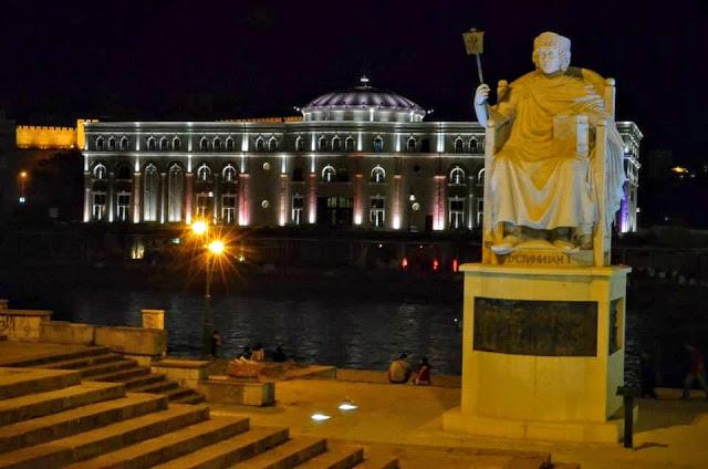 ~東歐~馬其頓篇[5th-7th September, 2012] 民族大融合的首都Skopje @ ~MIGI's Backpack~米姬帶你遊天下:我只是個愛旅行的 ...