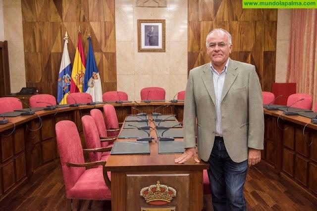 """Carlos Cabrera: """"El Cabildo cuenta con 80 actuaciones con un 0% de ejecución"""""""