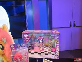 Set Toy Fair 2016 Equestria Girls Mini Rarity
