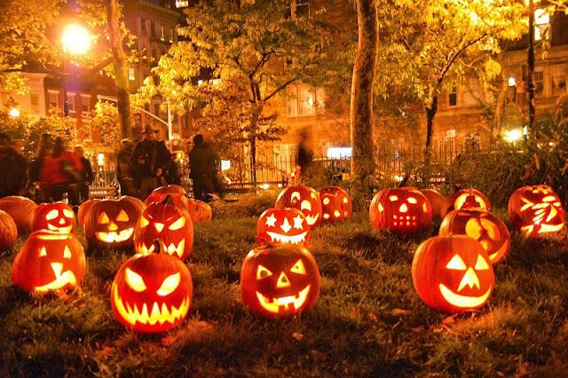 Halloween festival in Vietnam 2