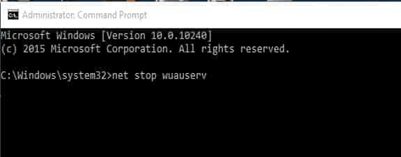 Reset the Windows Components
