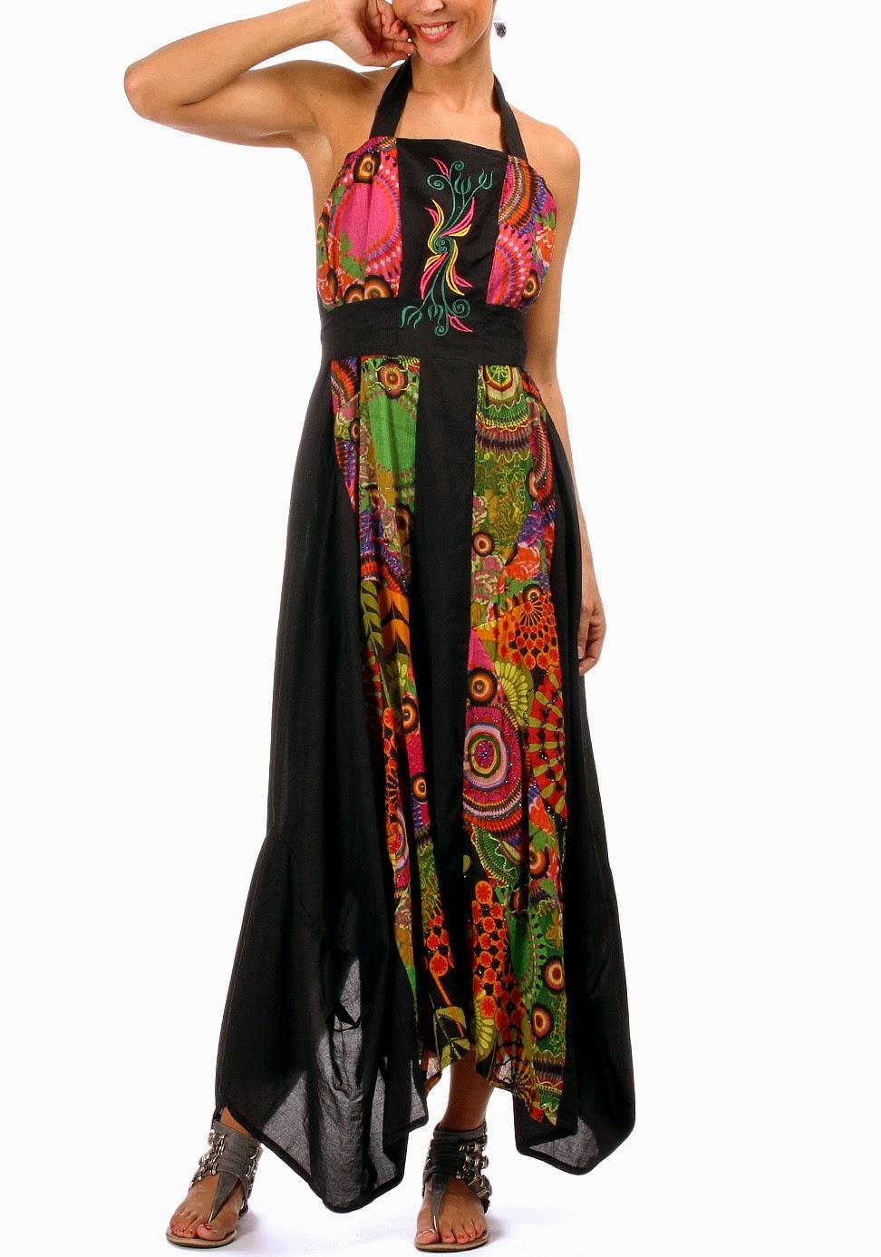 cargo pas cher ethnique vetement chez boutique robe