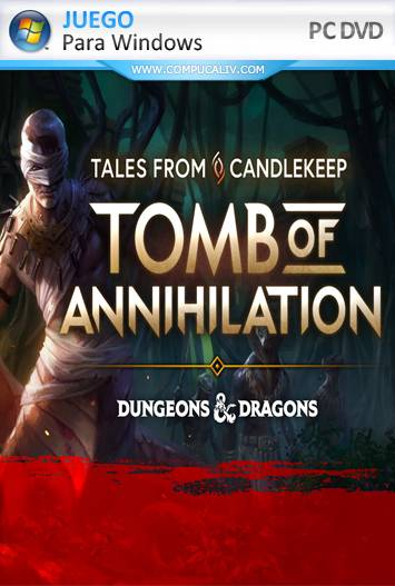 Tales from Candlekeep Tomb of Annihilation PC Full