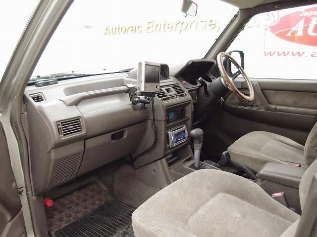19589T8N6 1996 Mitsubishi Pajero Fielder Master 4WD for