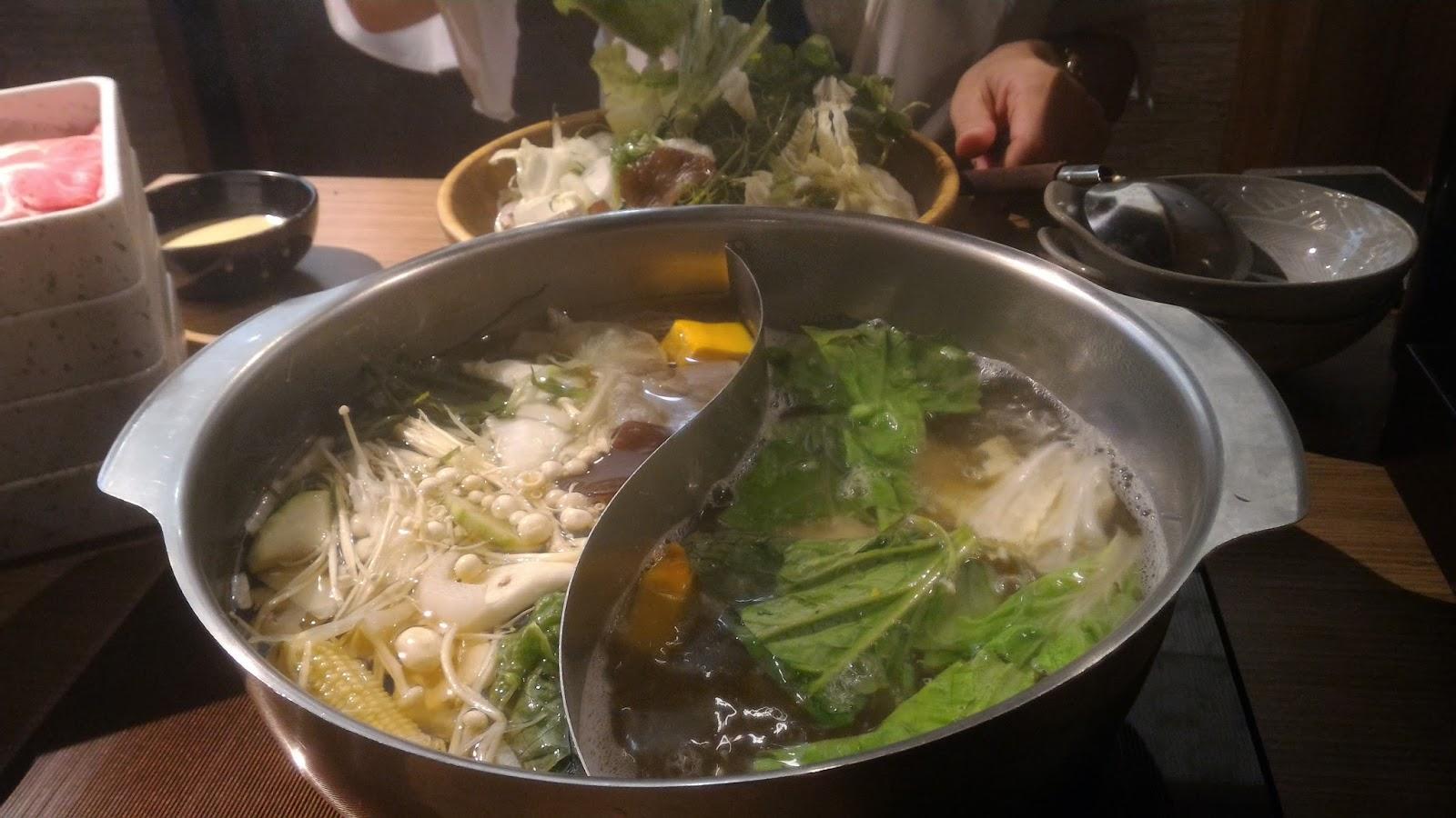 P 20161016 191155 - 【台南東區】涮乃葉吃到飽日式涮涮鍋 - 新鮮蔬菜與手工拉麵,還有超濃郁的霜淇淋!