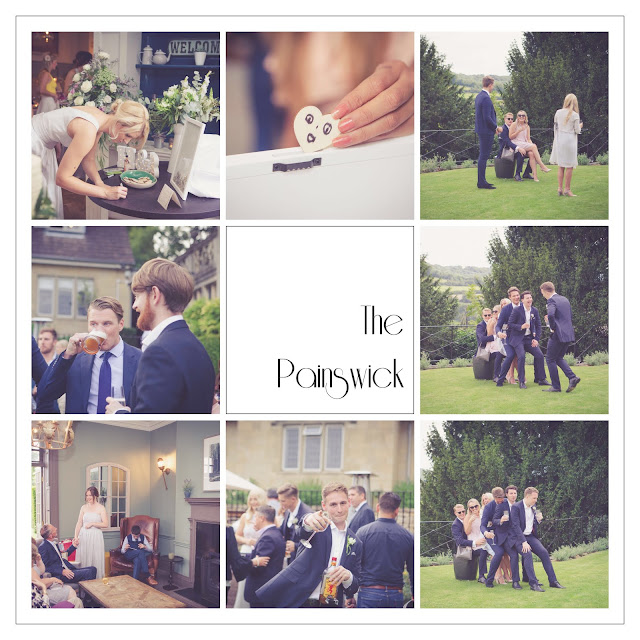 The Painswick Wedding