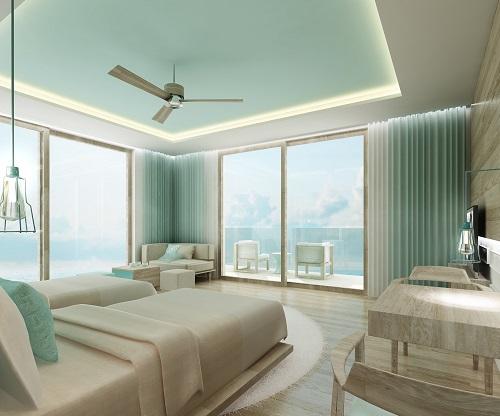 Thiết kế của căn hộ Ray River Residence Hồ Tràm Vũng Tàu