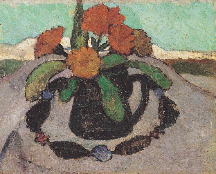 Galerii De Arta Paula Modersohn Becker 8 Februarie 1876
