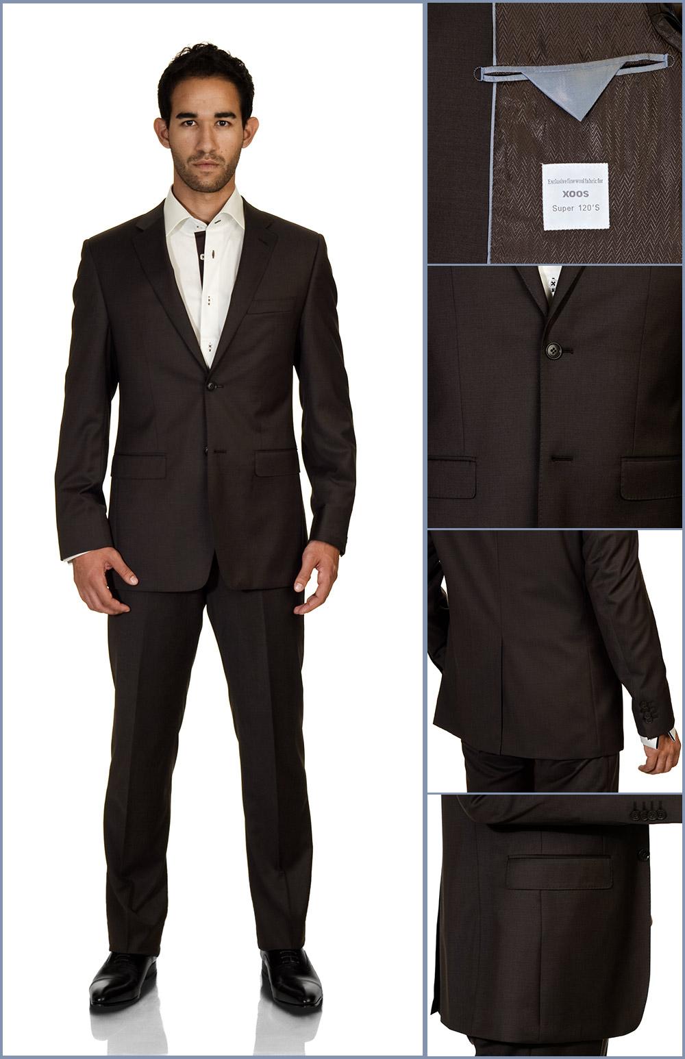 prod costume homme clyde marron grande tedlillyfanclub. Black Bedroom Furniture Sets. Home Design Ideas