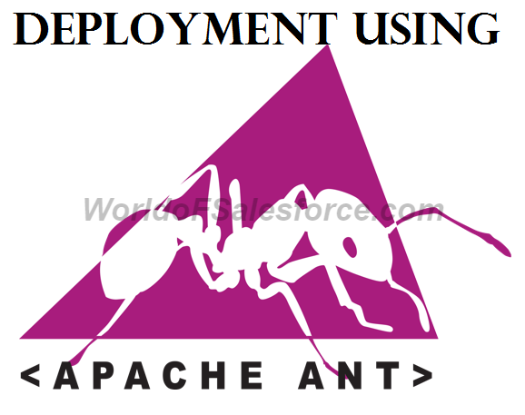Using ANT Migration Tool for Deployment-Salesforce
