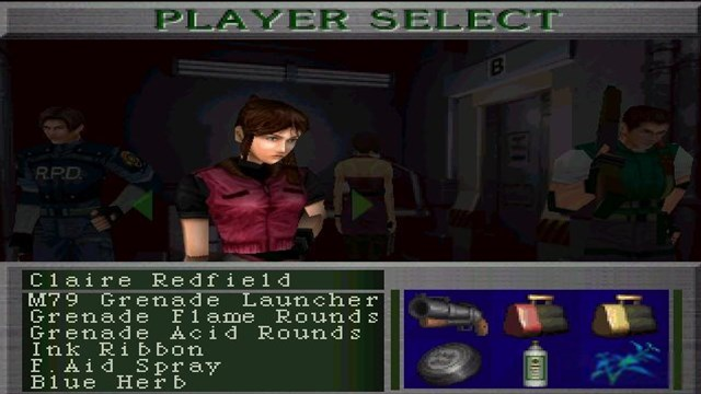 Download Resident Evil 2 PC Games