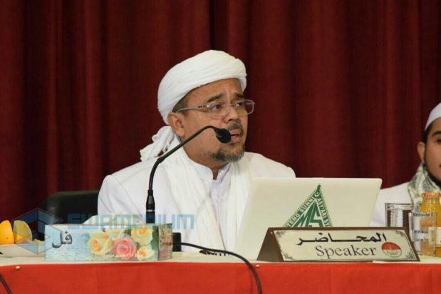 VIDEO: Kabar Terbaru Habib Rizieq dari Mekkah