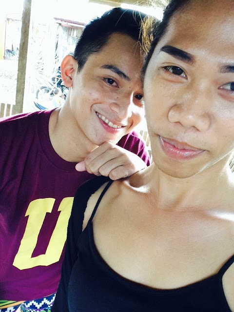 UWIAN NA: Photos Of This Beki And His Handsome Boyfriend Goes Viral Online!