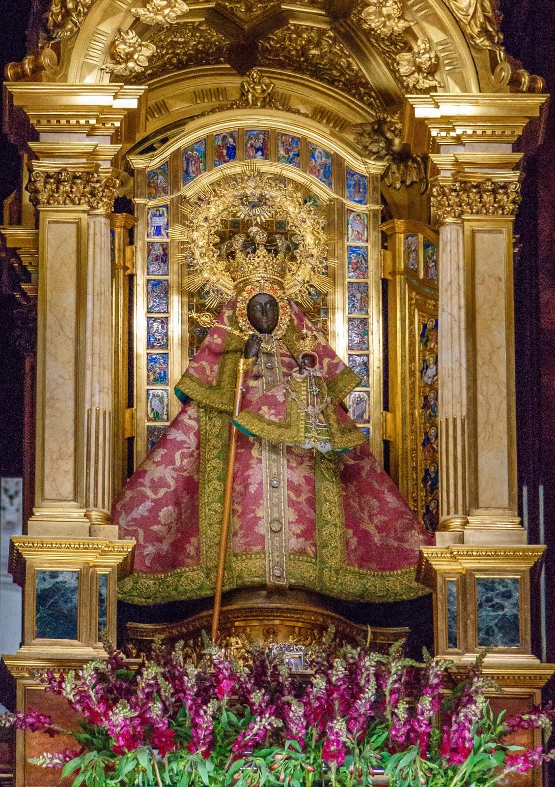 Las imágenes que yo veo: Guadalupe (II). Real Monasterio de Santa María de Gu...