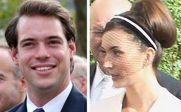 Grand Ducal Court of Luxembourg announced today the engagement of Prince Félix and Claire Lademacher