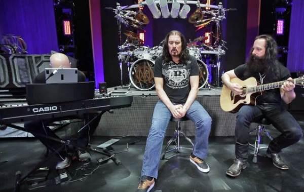 "DREAM THEATER: Ακούστε τους να διασκευάζουν ακουστικά το ""Wish You Were Here"" των Pink Floyd"