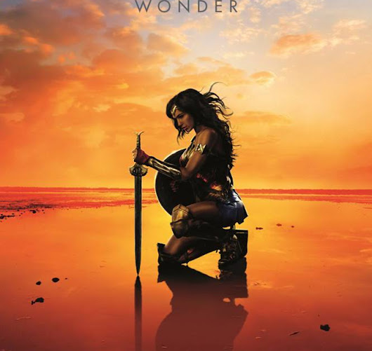 """Wonder Woman"" Movie Review"