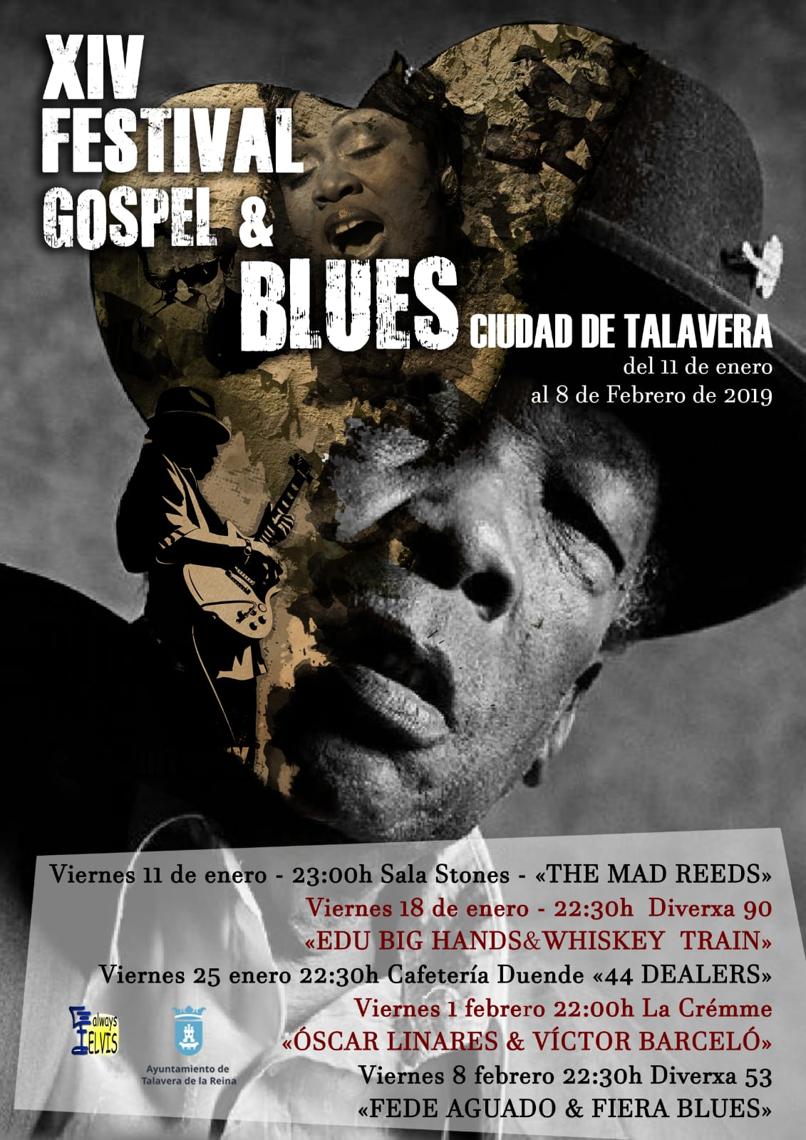 XIV Festival Gospel´n´Blues 2019