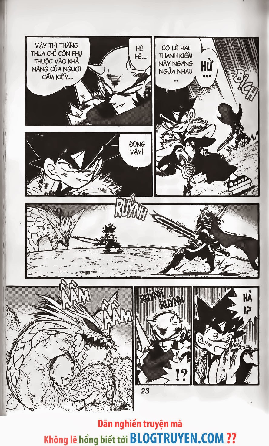 Yaiba chap 234 trang 6