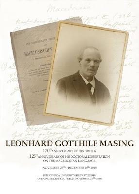 Gotthilf Leonhard Masing