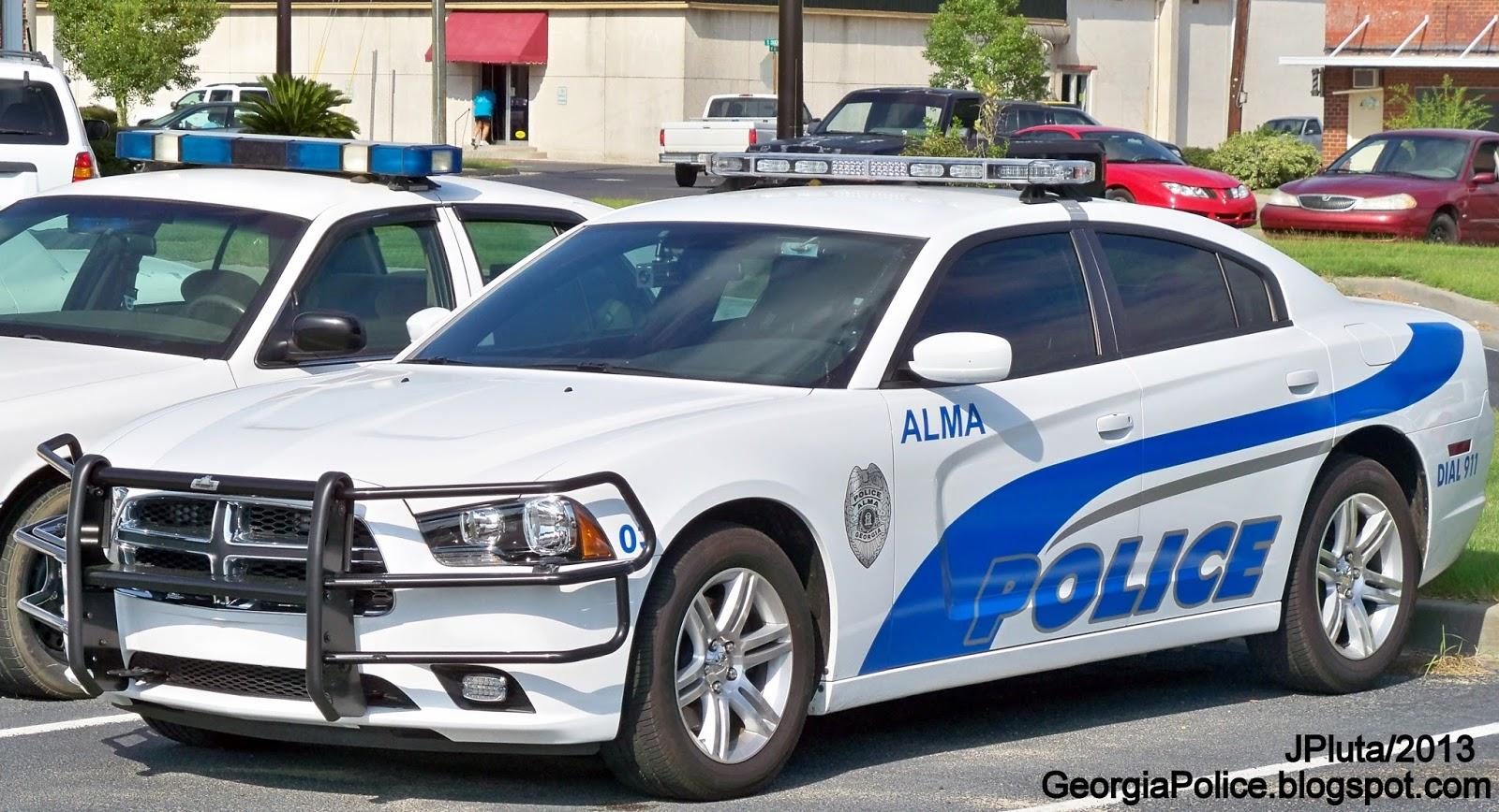 Police Dept Ga Fl Al Sheriff State Patrol Car Cops K 9