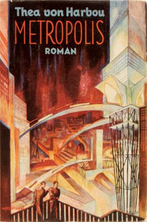 Libro de Thea von Harbou