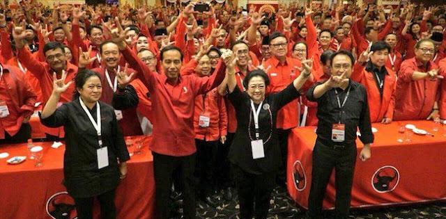 Bisa Jadi Pendamping Jokowi Juga Diputuskan Megawati