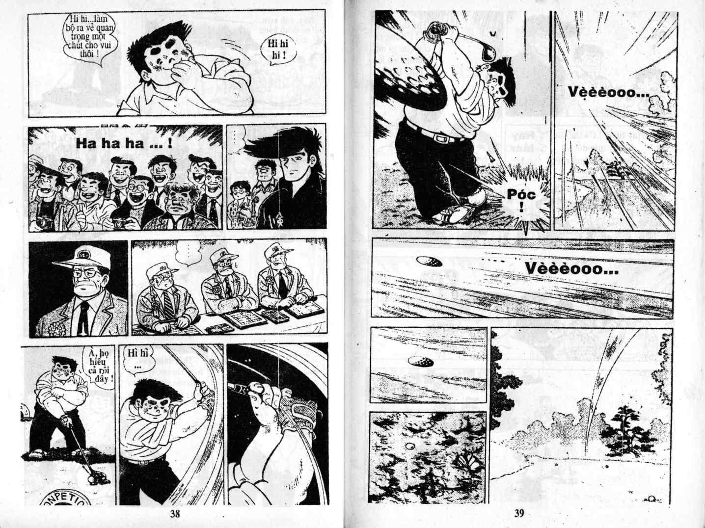 Ashita Tenki ni Naare chapter 3 trang 18
