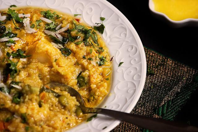 niramish khichuri recipe