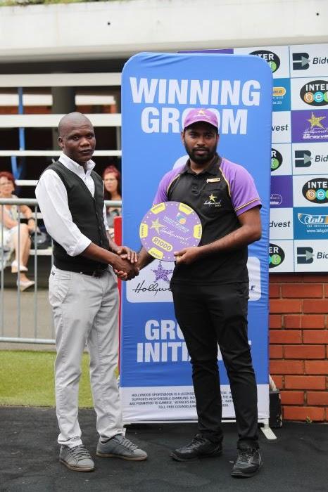 Grooms Initiative Winner - 29th December 2019 - Race 1 - Siviwe Mchilizwa - CANADIAN BOLT