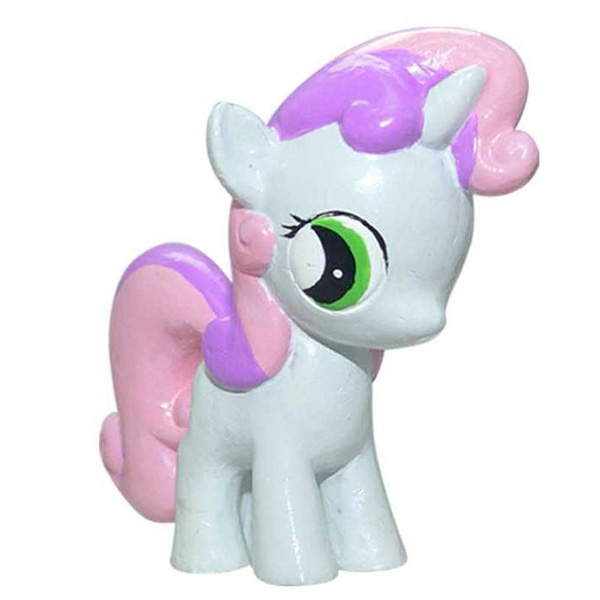 My Little Pony Chocolate Egg Figure Sweetie Belle By Chimos
