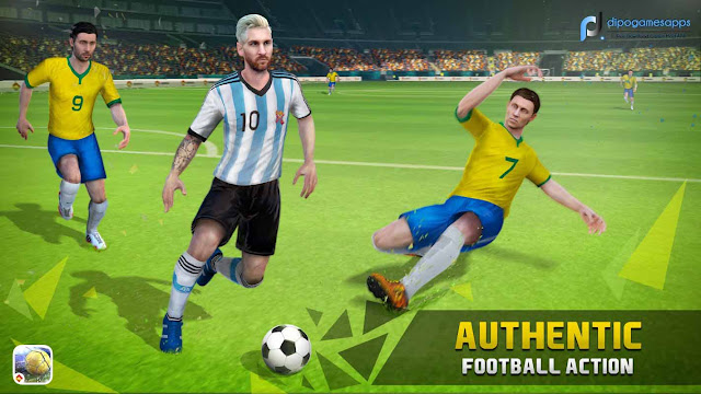 Download Soccer Star 2017 World Legend APK (MOD, Unlimited Money) Updated